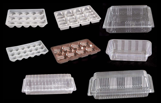 There are many types of packaging materials